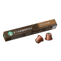 STARBUCKS 星巴克 咖啡胶囊57g