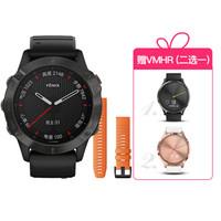 GARMIN 佳明 Fenix6X Pro 户外运动智能手表 赠VMHR手表