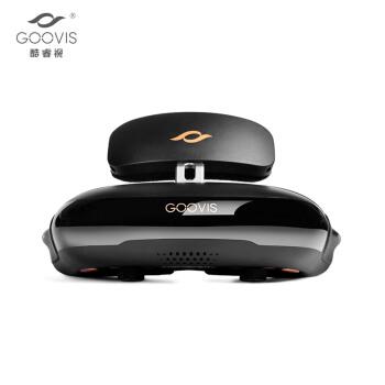 GOOVIS 酷睿视 GOOVIS Pro蓝光专业版3D高清头戴显示器非VR一体机智能视频眼镜 黑色