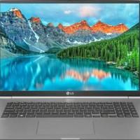 LG gram 17英寸笔记本电脑 翻新版(i7-8565U、16GB、256GB、2K、雷电3)