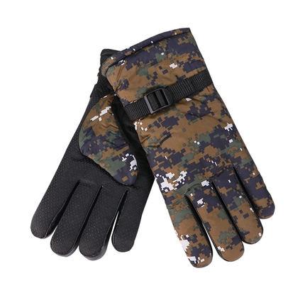 亮咖 保暖手套 均码 4色可选