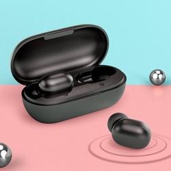 嘿喽 GT1-Plus 无线蓝牙耳机5.0 迷你隐形运动手机耳机 耳机入耳式 智能触控升级版
