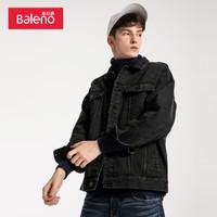 Baleno 班尼路 88937506 男士牛仔外套