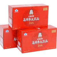 考拉海购黑卡会员 : 正官庄 高丽参元饮品 100ml/瓶*10瓶/盒*3盒