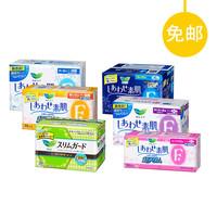 Laurier 乐而雅 日用+夜用卫生巾组合 6包装