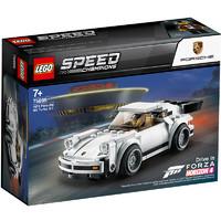 LEGO 乐高 75895 超级赛车 1974 保时捷 911 3.0