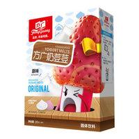 方广 零食 益生菌酸奶溶豆豆 原味奶荳荳 20g *4件