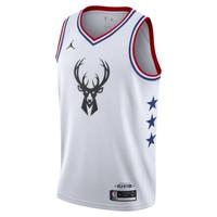 NIKE 耐克 Jordan NBA Connected Jersey 男子球衣