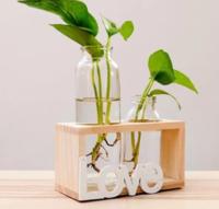 翻旧事 创意室内桌面小花瓶