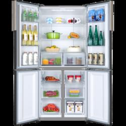 Haier 海尔 BCD-475WLDEBU1 475升 风冷 无霜 变频 十字对开门电冰箱