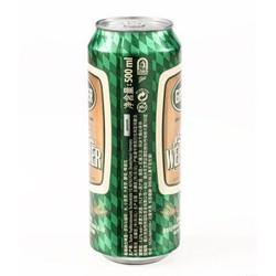 格瑞纳 白啤酒 500ml*24听 整箱装 *2件