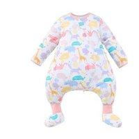米乐鱼 婴儿睡袋 长袖/可拆袖分腿睡袋