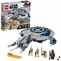 LEGO乐高 Star Wars星球大战系列75233 西斯机器人炮艇复仇