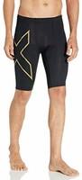 2XU MCS 跑步压缩短裤 - SS19 黑色
