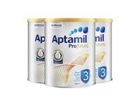 【3罐装】【澳洲直邮】Aptamil 澳大利亚 爱他美 白金版奶粉3段 1岁以上
