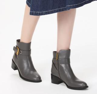 DAPHNE 达芙妮 Daphne 达芙妮 1017605151 女款短靴