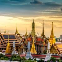 扬州直飞泰国曼谷6天往返含税机票