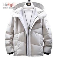 InteRight 9899 男士短款棉服 +凑单品