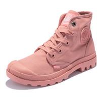 PALLADIUM 帕拉丁 93307-18FW 女款高帮帆布鞋