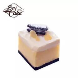 贝思客 奥利奥雪域牛乳芝士蛋糕 2磅