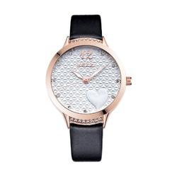 KEZZI 珂紫 K-1361 几何镶钻时装腕表