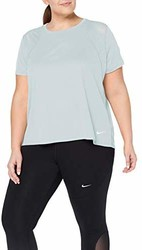 Nike 耐克 女士 W Nk Run Ss Plus T 恤