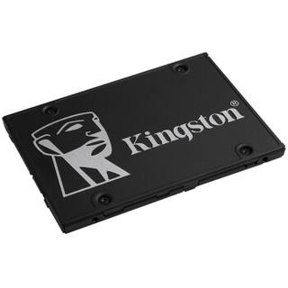 Kingston 金士顿 KC600系列 SATA3 SSD固态硬盘 512GB