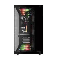 京天华盛 水冷发烧级DIY 游戏台式主机(i9-9900KF、16GB、512GB、2080Ti)