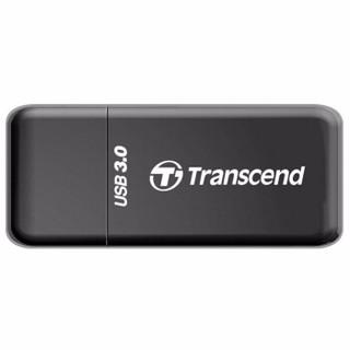 Transcend 创见 USB 3.0高速读卡器 RDF5K 黑色