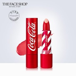 THE FACE SHOP 菲诗小铺 可口可乐雾面唇膏 3.5g*2支