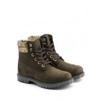 银联专享 : Timberland 添柏岚 沃特维尔 6英寸 女士马丁靴