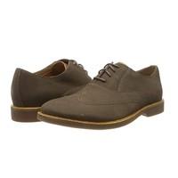 Clarks 男士 Atticus Vibe Derbys 男士牛津鞋