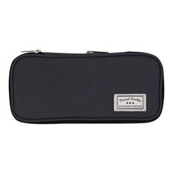 KOKUYO 国誉 NOViTA-R WSG-PC122-DM 竖款笔袋 中号 深灰色 +凑单品