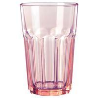 IKEA 宜家 904.177.11 POKAL博克尔系列 玻璃杯 35ml 粉红色