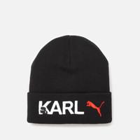 银联专享:PUMA 彪马 X Karl Lagerfeld 女士毛线帽