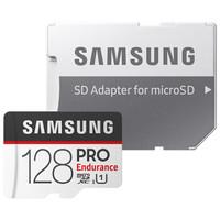 SAMSUNG 三星 存储卡支持4K摄像行车记录仪内存卡 128G