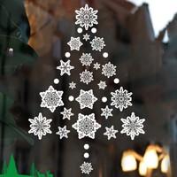 Dicor 缔卡 圣诞节窗贴 44*30cm