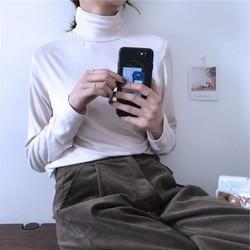 韩米娃 高领打底衫 M-XXL码可选