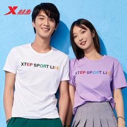 XTEP 特步 883229019046 速干短袖体恤