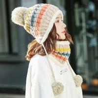 艾莱客 女士毛线帽 多款可选 不含围脖