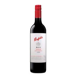 奔富 麦克斯西拉干红葡萄酒 750ml 螺旋盖 红酒 澳大利亚进口