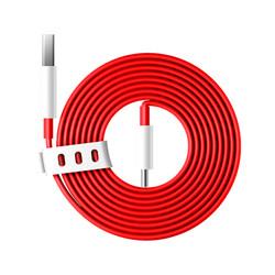 一加原装Warp闪充6A充电线 1米Type-C数据线 适用于一加7T Pro / 7T /7 Pro/7系列等