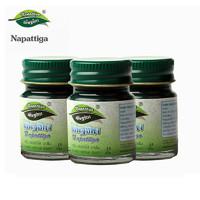 娜帕蒂卡 泰国进口 青草膏清凉油 15g*3/盒 *6件