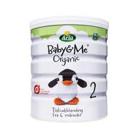Arla阿拉 宝贝与我婴儿配方奶粉 2段 6-12个月 600g/罐 *3件