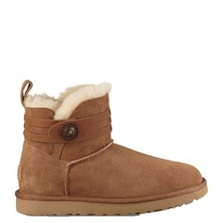UGG冬季女士靴子羊皮休闲雪地靴 1014755 女鞋