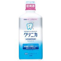 狮王 CLINICA优致防蛀漱口水 低刺激型 900ml *4件