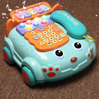 活石 婴儿仿真电话机早教玩具