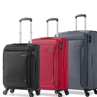 AMERICAN TOURISTER 美旅 TZ9*08003 软箱行李箱 21英寸 *2件
