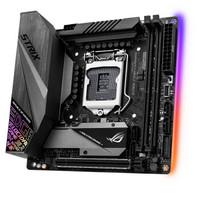 ASUS 华硕 Z390-I 台式电脑电竞游戏主板