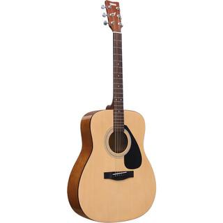 YAMAHA 雅马哈 F600 民谣吉他木吉他 圆角 41寸 (原色)
